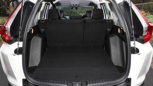 2019 Honda CR-V Vi boot