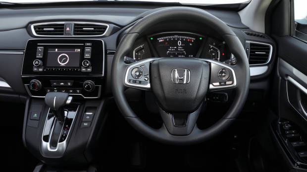 2019 Honda CR-V Vi dashboard