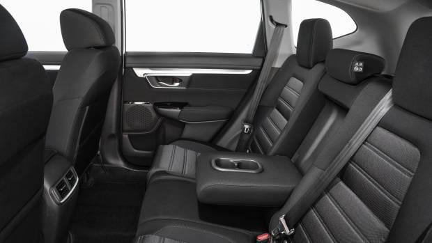 2019 Honda CR-V Vi rear cabin