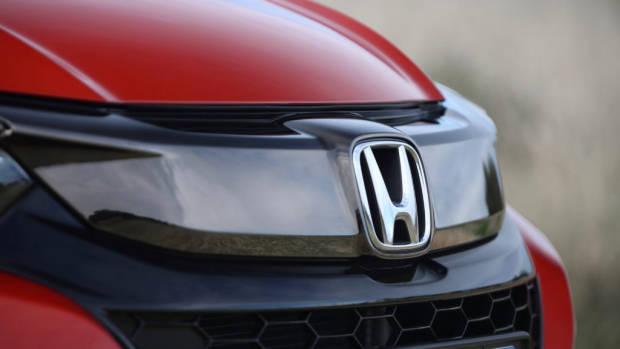 2019 Honda HR-V RS grille