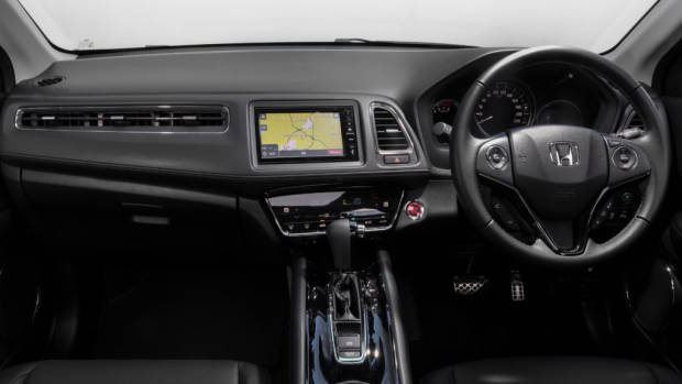 2019 Honda HR-V VTi-LX dashboard