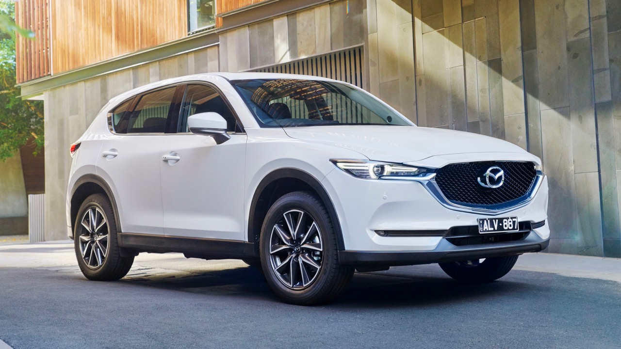 Exclusive Best In Class Turbo Engine Likely In 2019 Mazda Cx 5