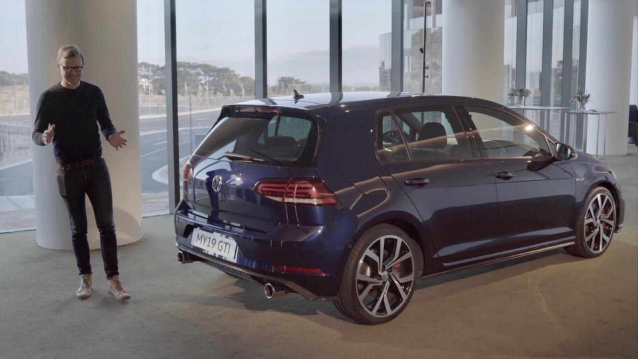 2019 Volkswagen Golf GTI 180kW