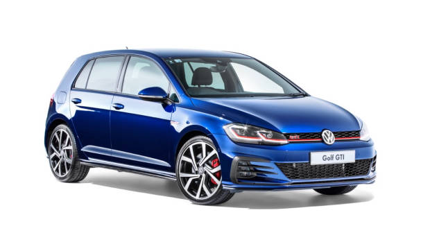 2019 Volkswagen Golf GTI Atlantic Blue