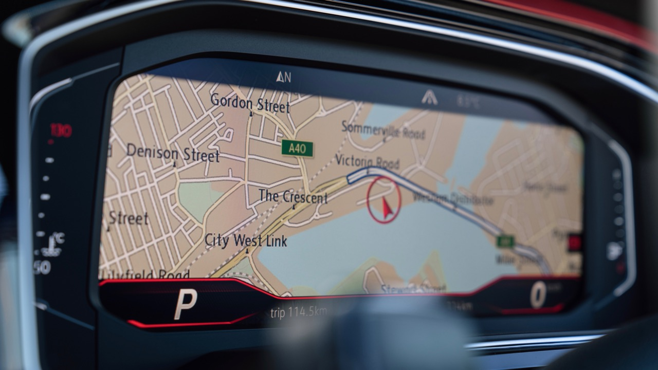 2019 Volkswagen Polo GTI active info display