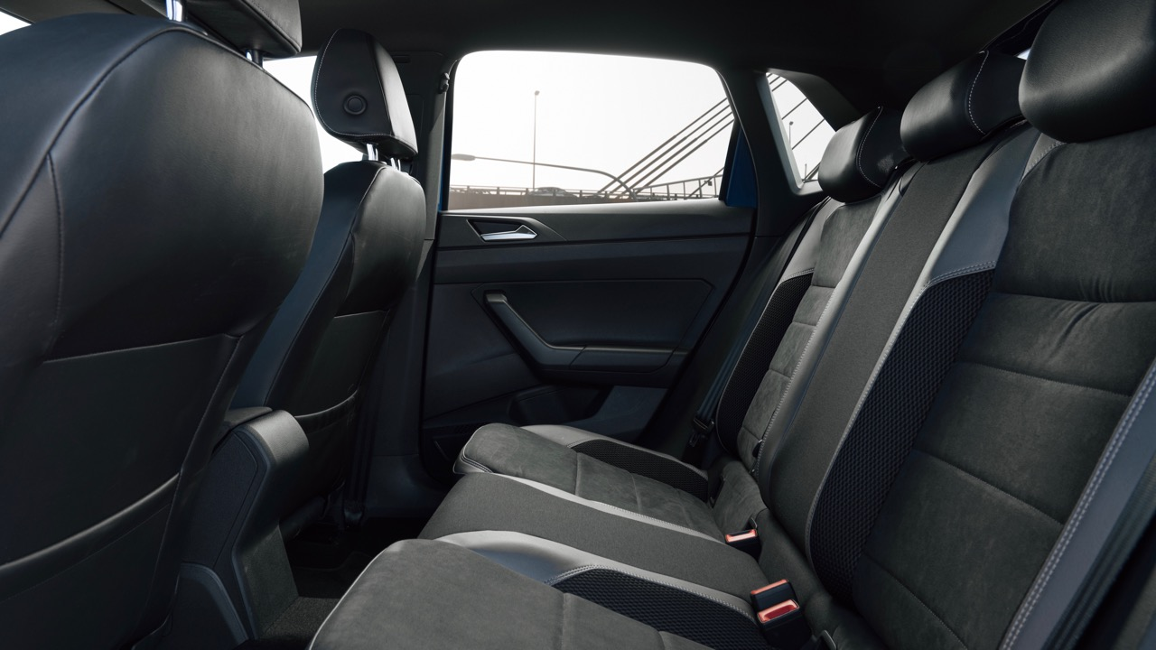 2019 Volkswagen Polo GTI back seat space