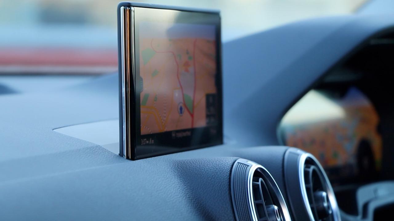 Audi Q2 8.3 inch screen