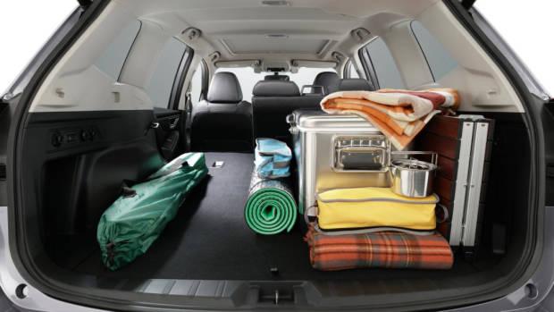 2019 Subaru Forester boot