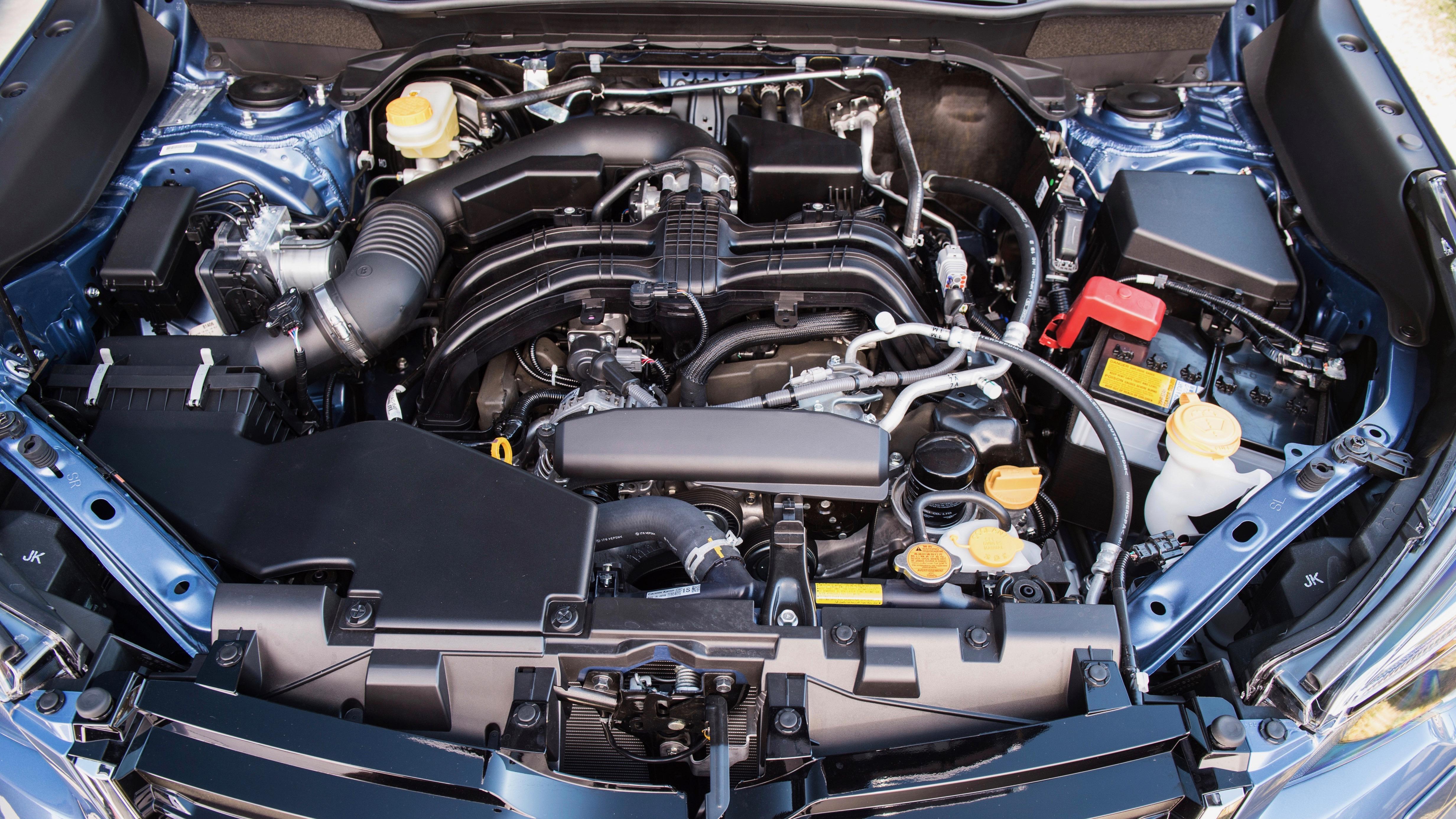 2019 Subaru Forester engine