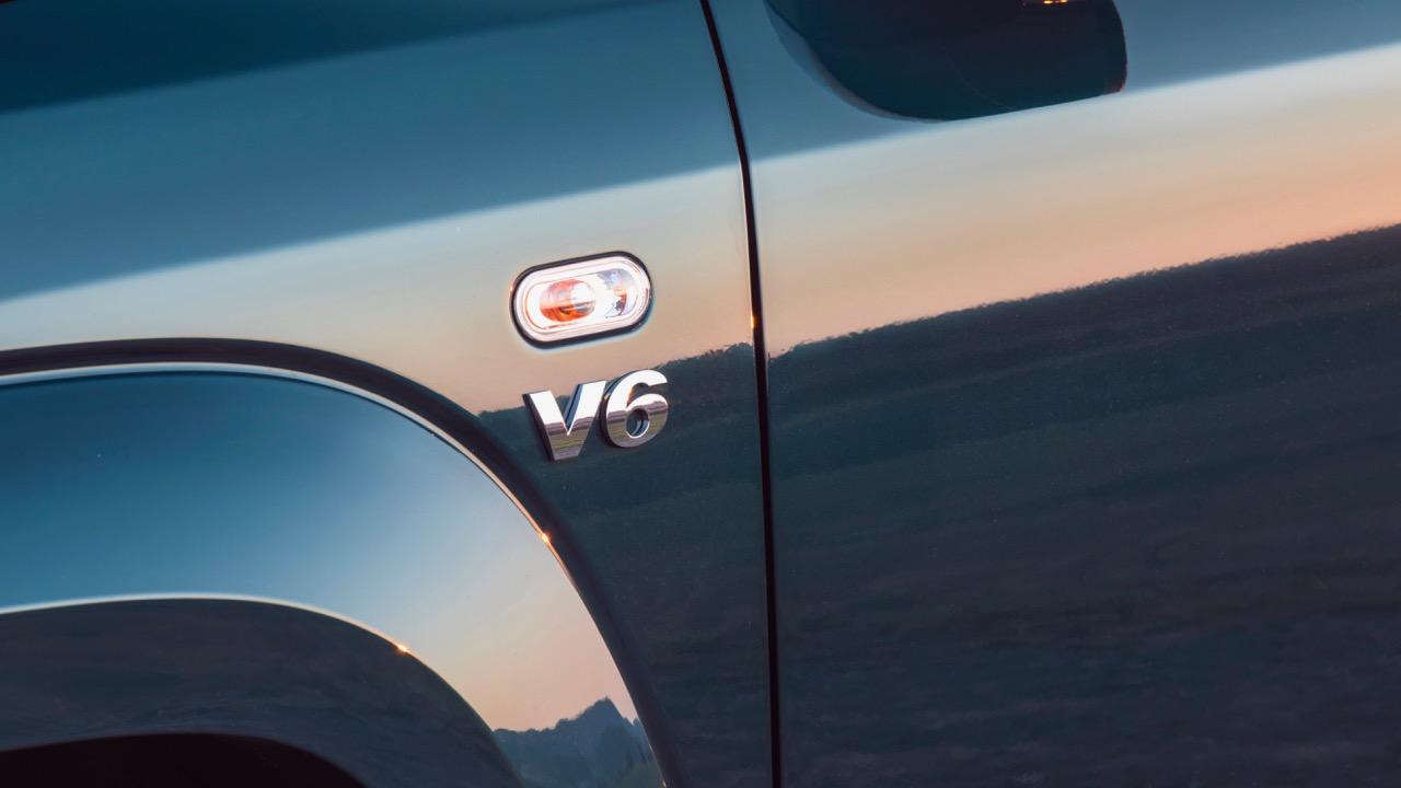 Volkswagen Amarok V6 Side Badge