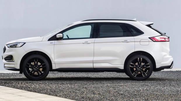 2019 Ford Endura ST-Line white side