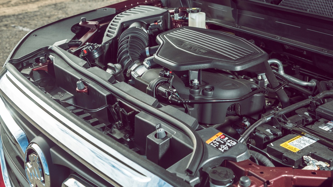 2019 Holden Acadia 3.6 litre V6 engine