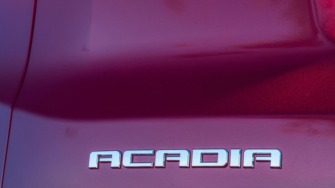 2019 Holden Acadia Badge