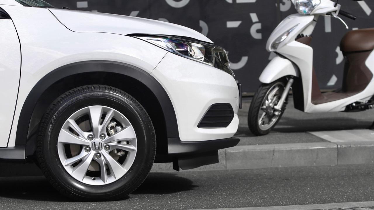 2019 Honda HR-V VTi alloys