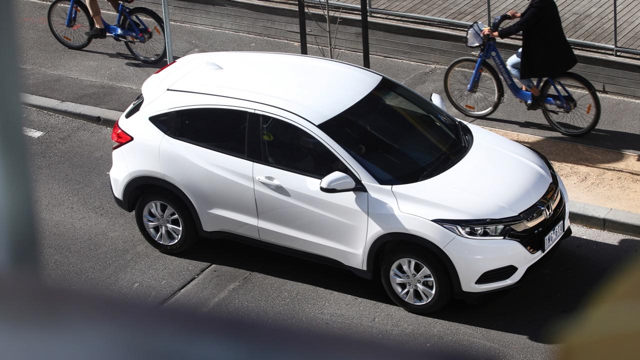 2019 Honda HR-V VTi profile