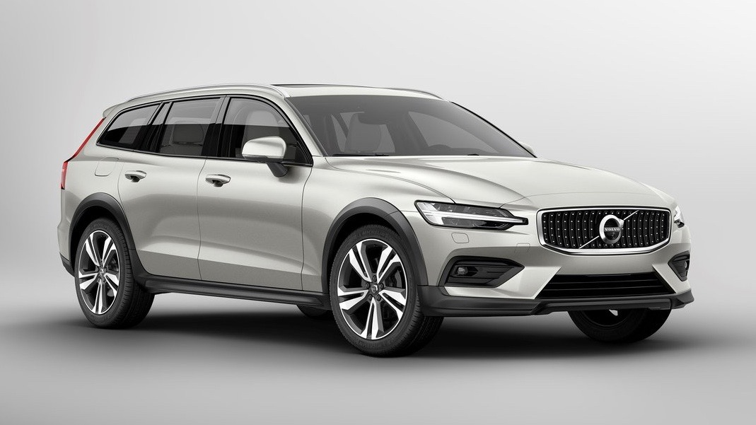 2019 Volvo V60 Cross Country front static