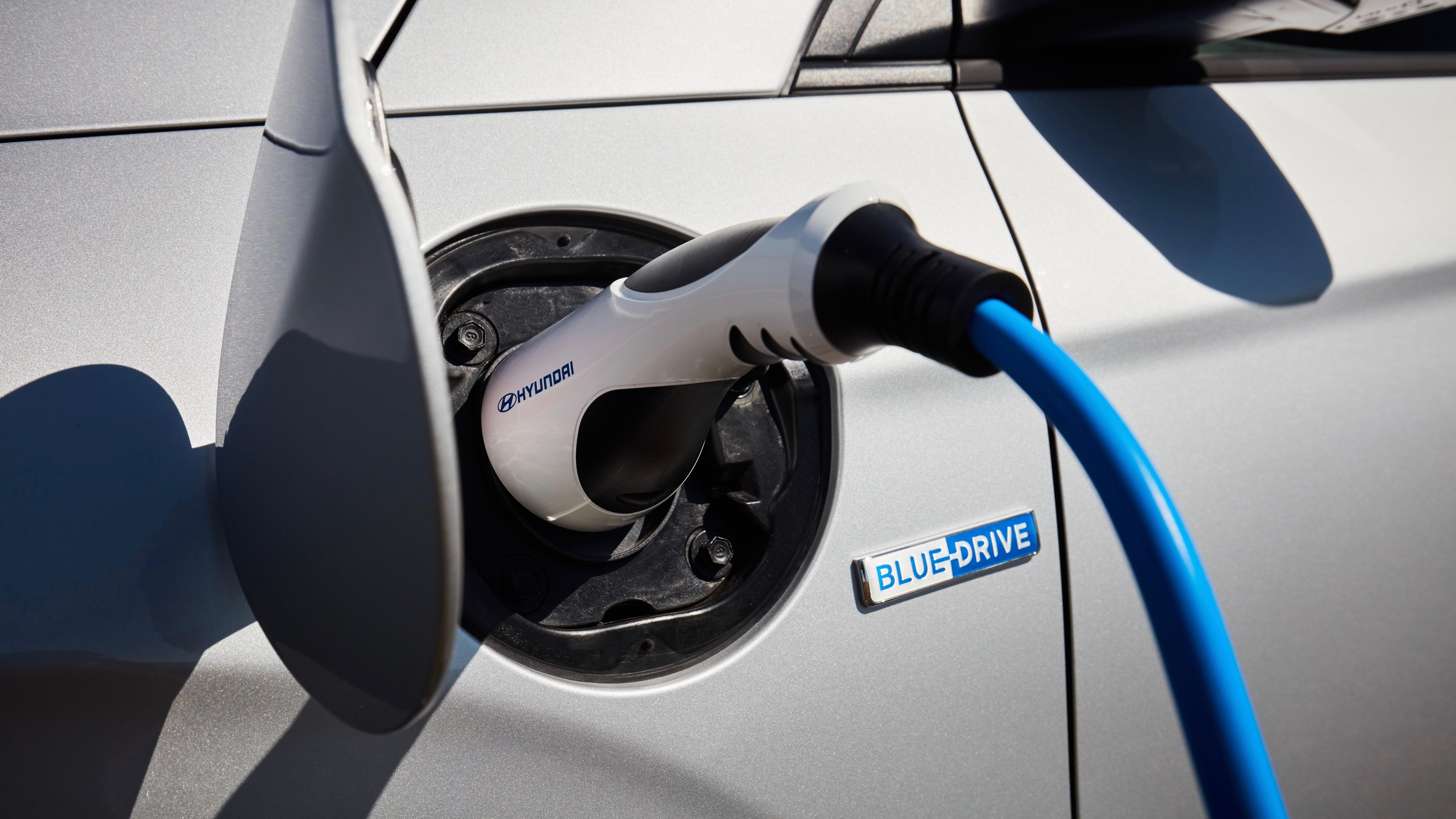 2019 Hyundai Ioniq plug-in lead