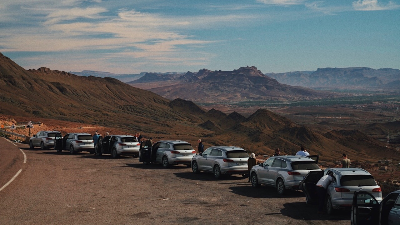 2019 Volkswagen Touareg R-Line Morocco