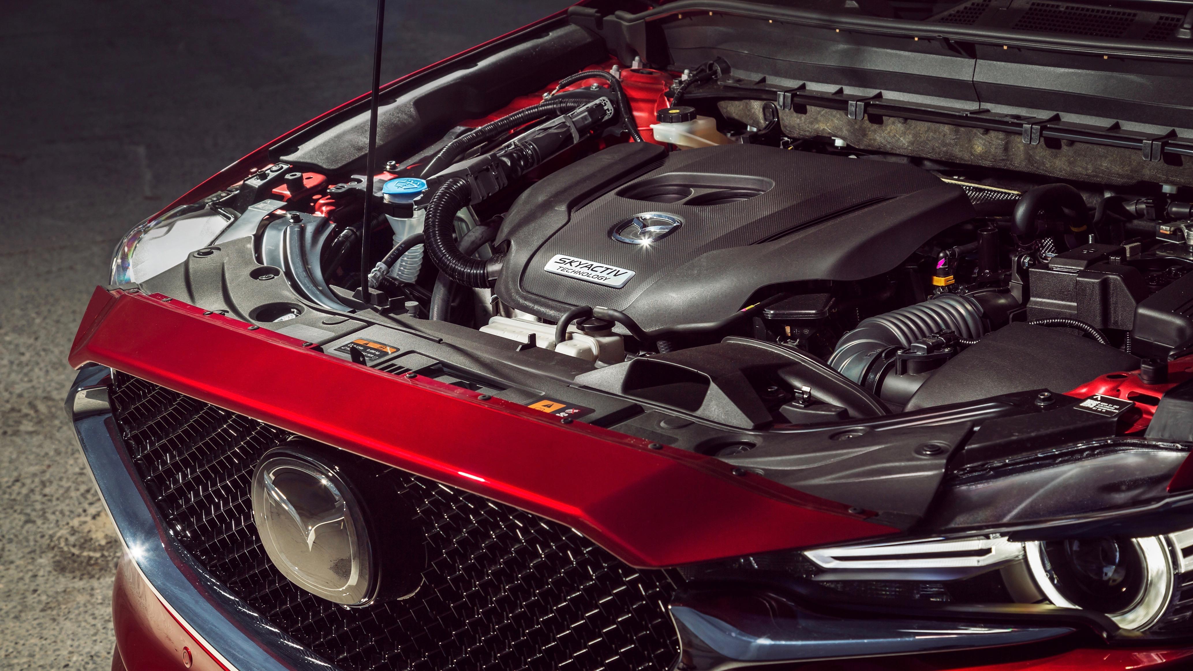 2019 Mazda CX-5 turbo engine