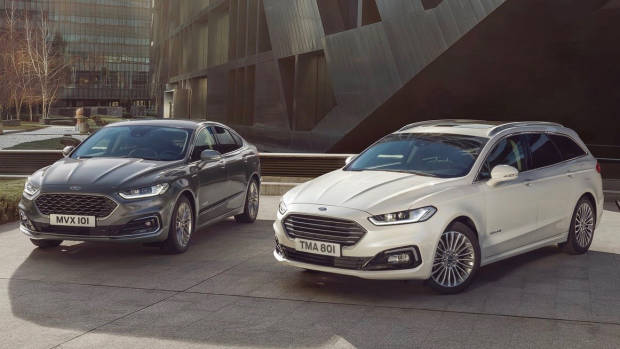 2019 Ford Mondeo hatch + wagon