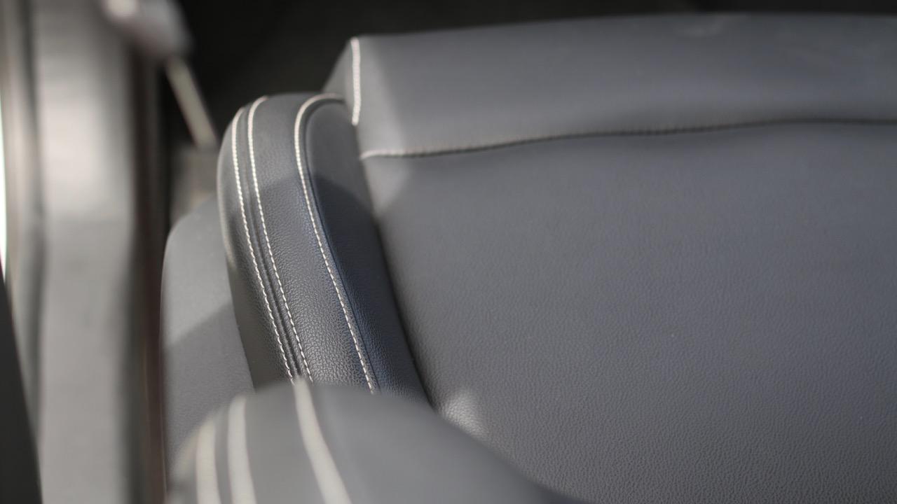 2019 MG ZS Essence Black Leather