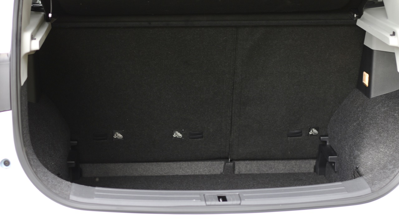 2019 MG ZS Essence Boot Space