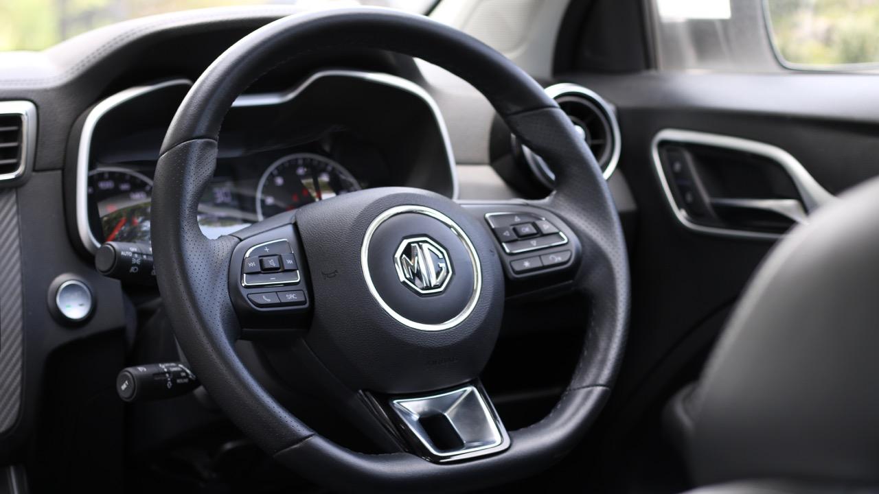 2019 MG ZS Essence Steering Wheel