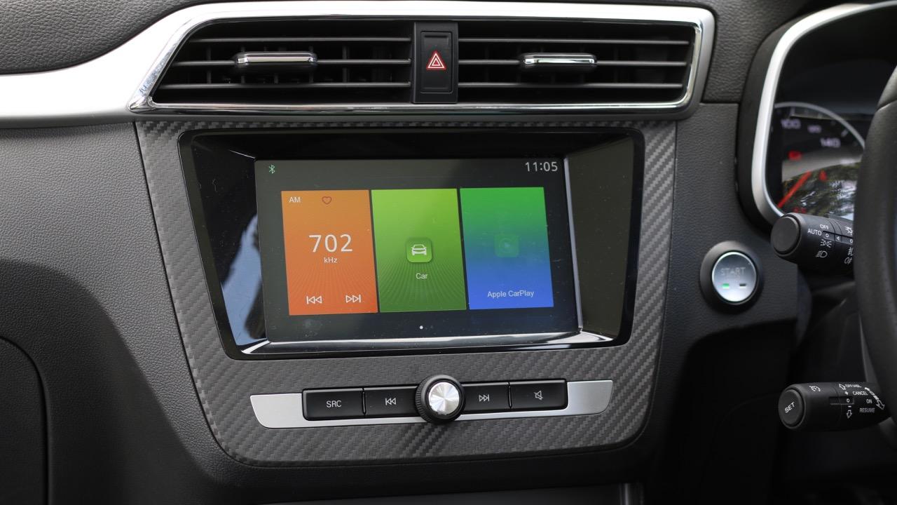 2019 MG ZS Essence Touchscreen