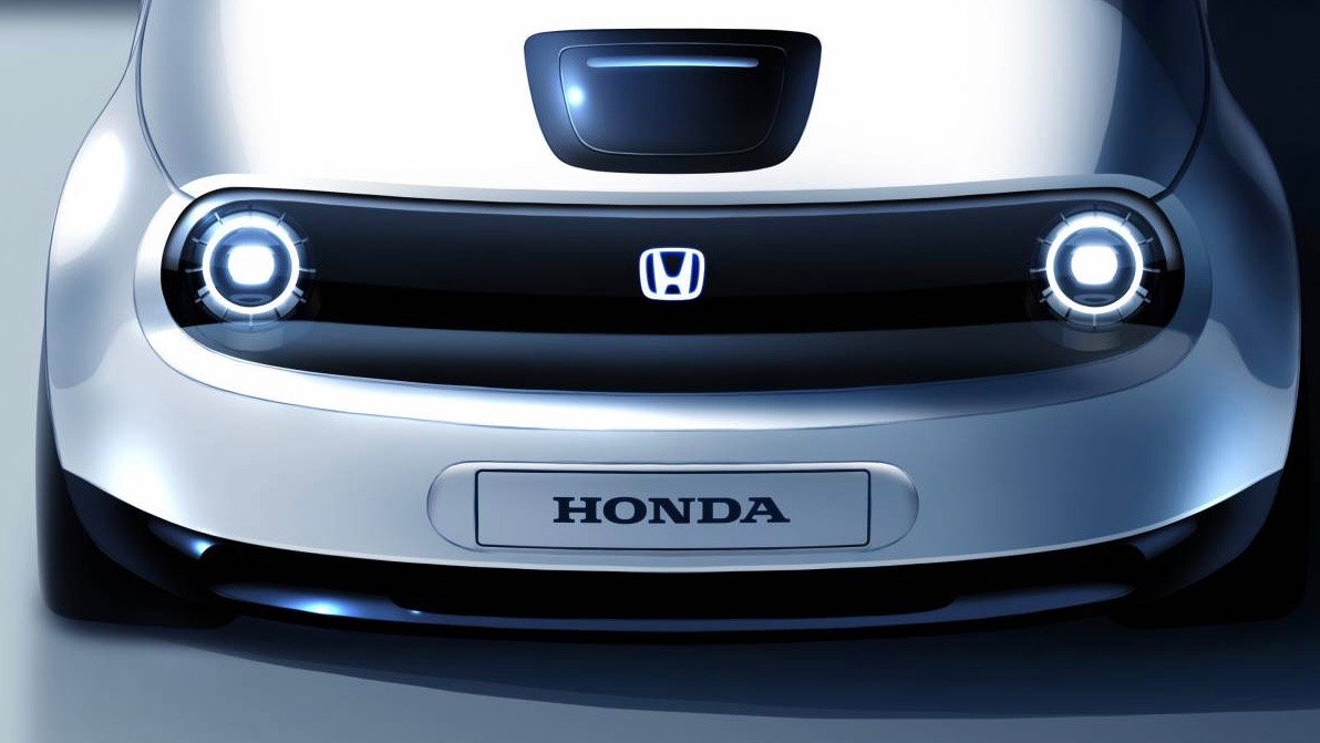 2020 Honda Urban EV sketch