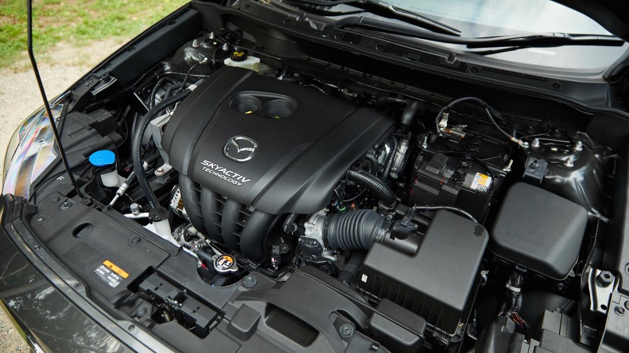 2019 Mazda CX-3 Akari LE 2L petrol engine
