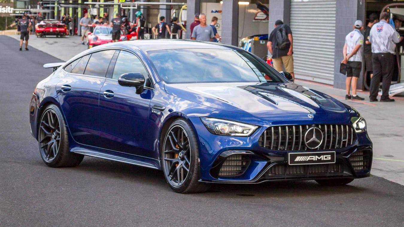 2019 Mercedes-AMG GT 4-Door Bathurst