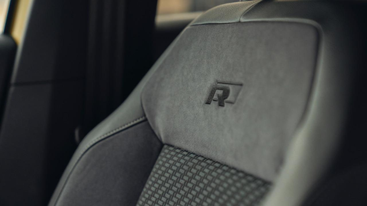 2020 Volkswagen T-Roc R-Line seat