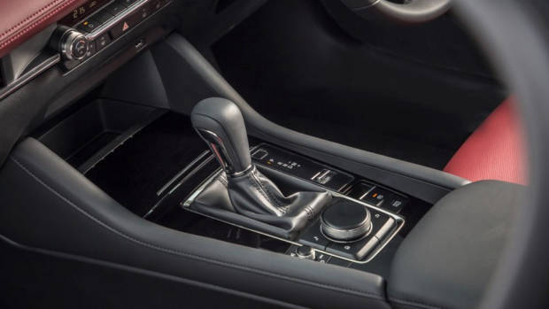 2019 Mazda 3 G25 Astina automatic gearbox
