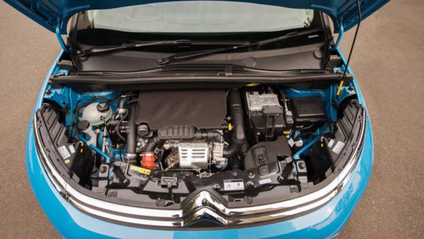 Citroen C3 Aircross 2019 1.2T engine
