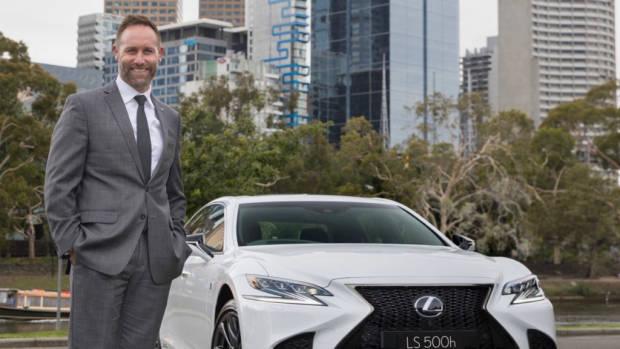 Scott Thompson Lexus managing director