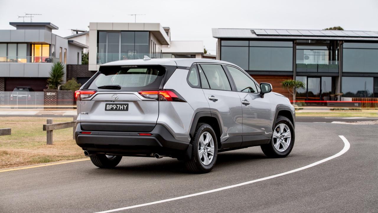 2019 Toyota Rav 4 GX