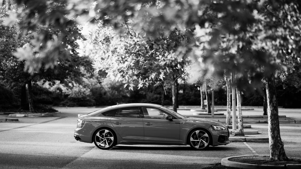 Audi RS5 Sportback 2019 profile