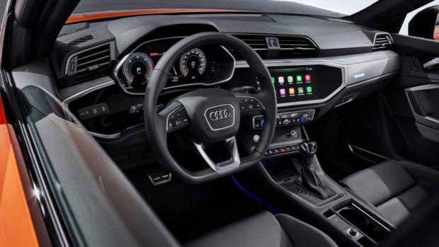 2020 Audi Q3 Sportback interior