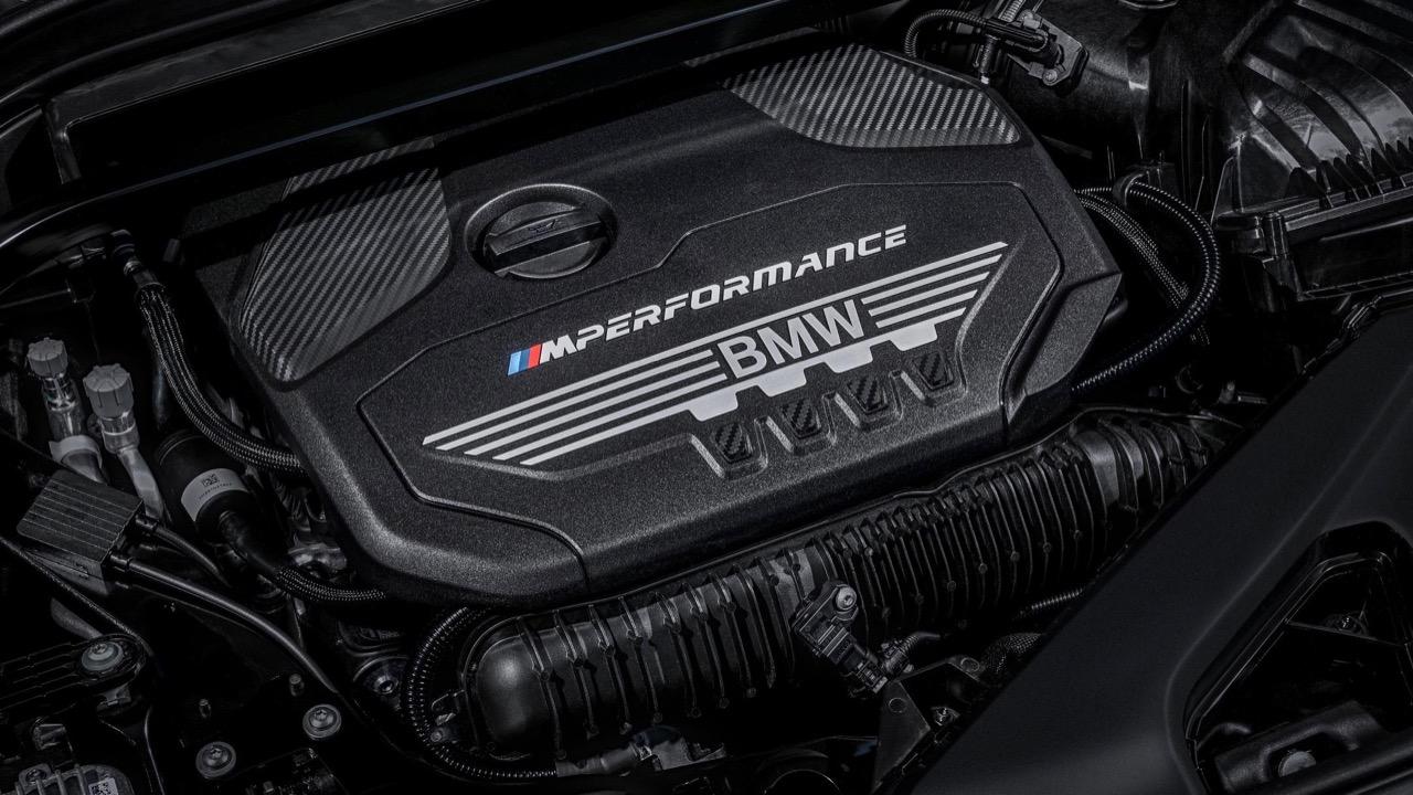BMW X2 M35i 2019 B48 four cylinder