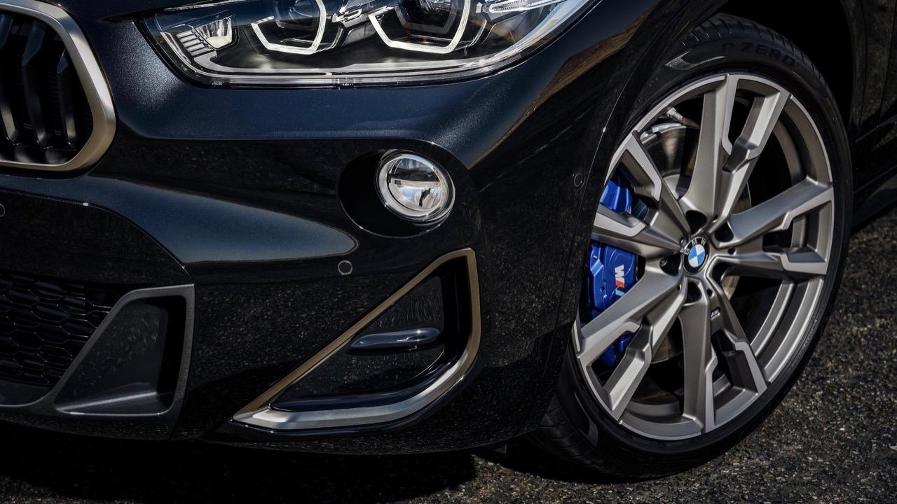 BMW X2 M35i 2019 wheels