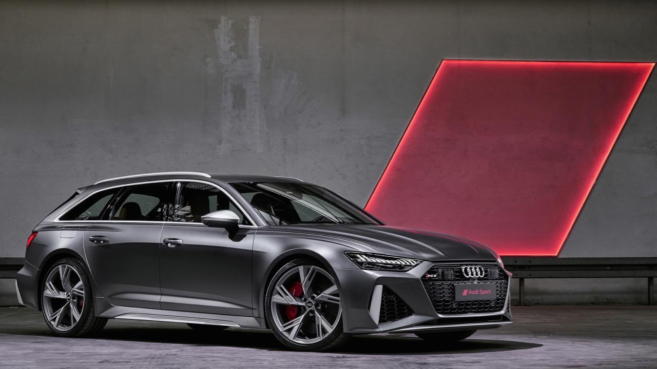 2020 Audi RS6 1
