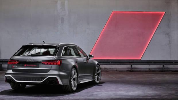 2020 Audi RS6 2