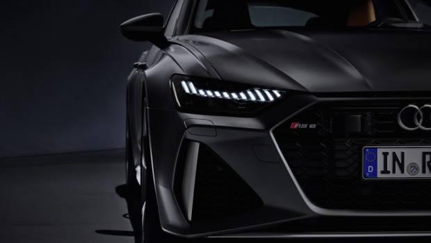 2020 Audi RS6 5
