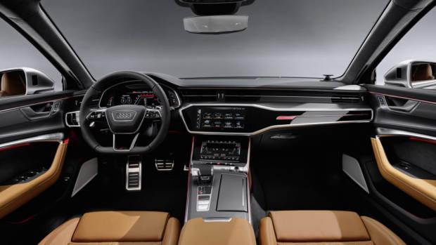 2020 Audi RS6 3