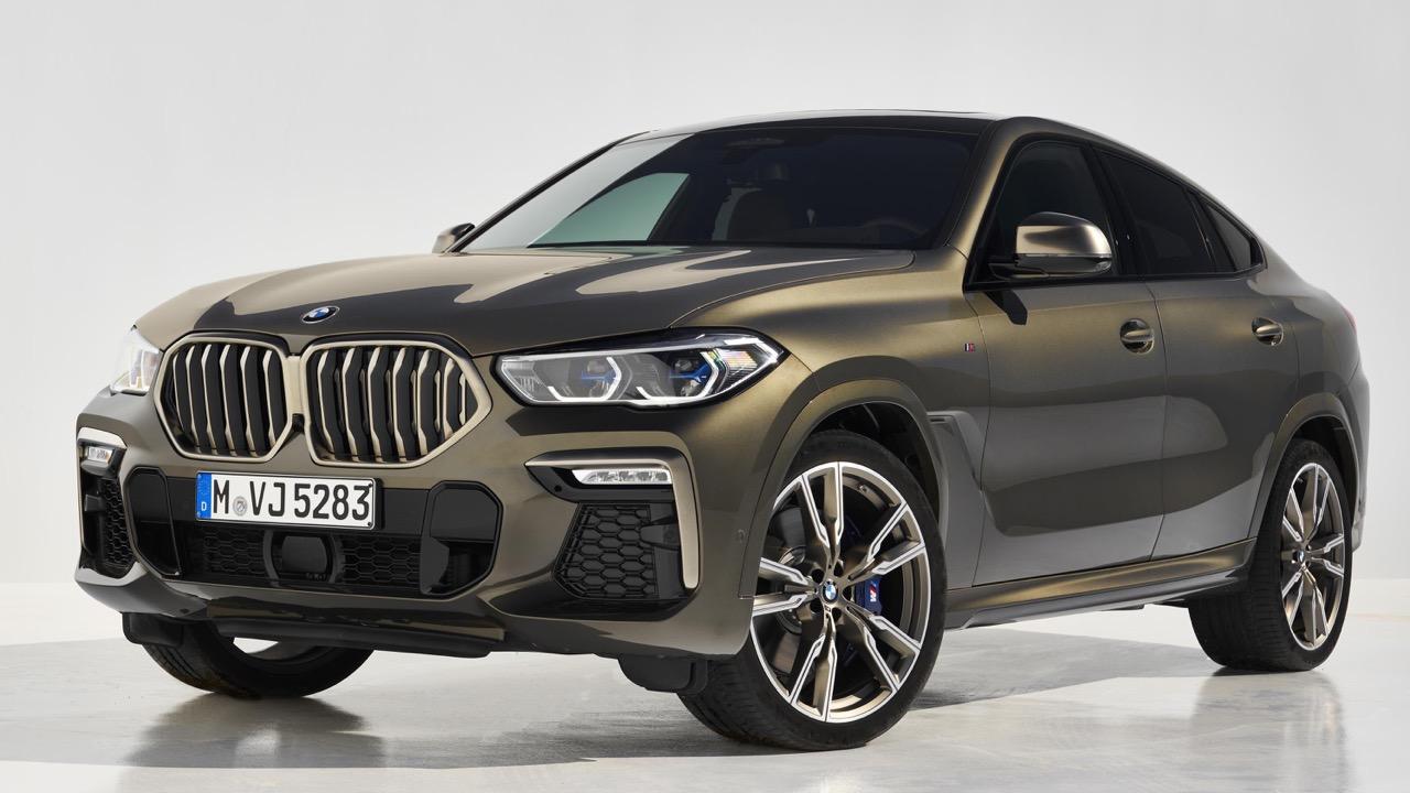 2020 BMW X6 - 1