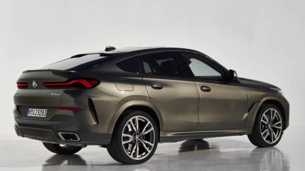 2020 BMW X6 - 2