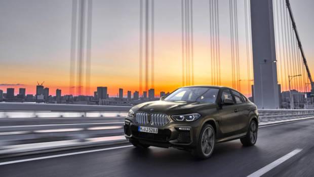 2020 BMW X6 - 5