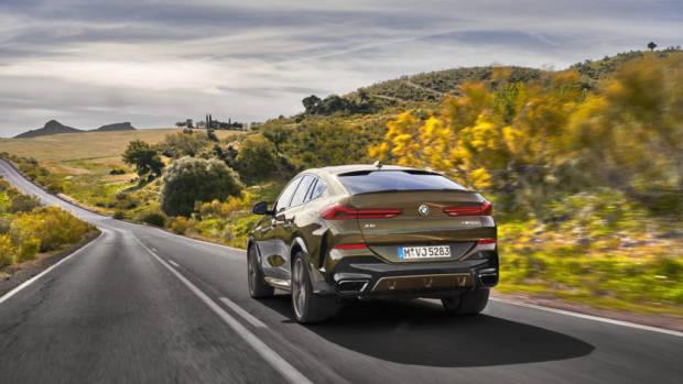 2020 BMW X6 - 6