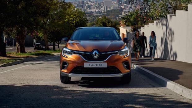 2020 Renault Captur - 6