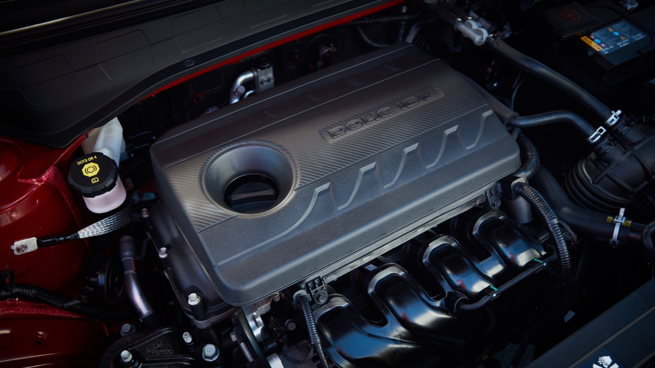 Hyundai Venue review 2020 1.6 litre engine